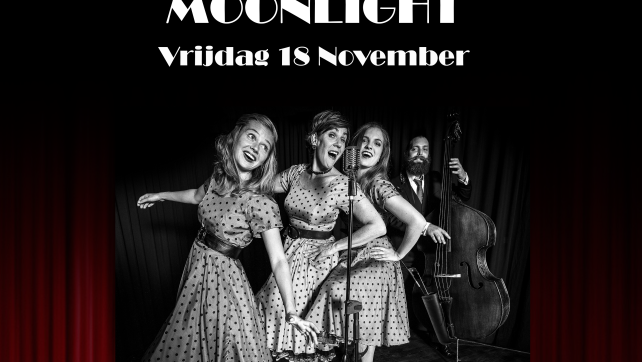Andrews Sisters by Moonlight